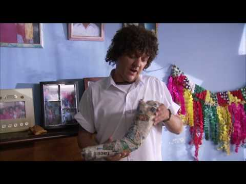 Jonah From Tonga (DELETED SCENE) - Papier Mache