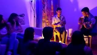 29 September 2017 - Acoustic Concert: Sergio Salvador - Living Room Concerts