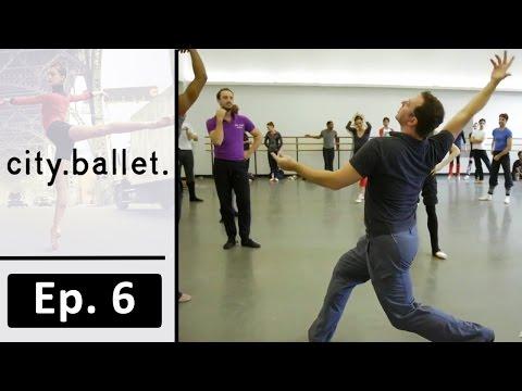 Alexei Ratmansky's New Steps | Ep. 6 | city.ballet