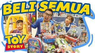 Download Video BELI SEMUA MAINAN TOY STORY 4 Wkwkwk #BORONG MP3 3GP MP4