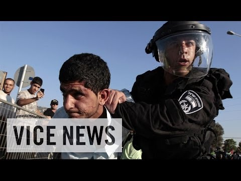 Evicting the Arab Bedouin