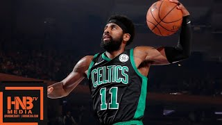 Nonton Boston Celtics Vs New York Knicks Full Game Highlights   10 20 2018  Nba Season Film Subtitle Indonesia Streaming Movie Download