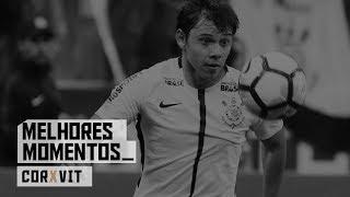 Confira os melhores da partida entre Corinthians e Vitória, na Arena Corinthians.