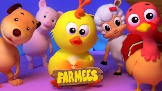 Nursery Rhymes & Kids Songs - Live Stream by Farmees