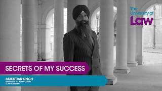 Set for Success: Mukhtiar Singh at Six Pump Court