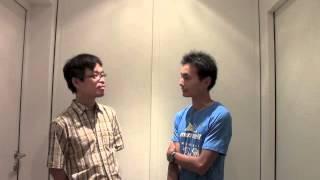 2013 UTMB レース前インタビュー