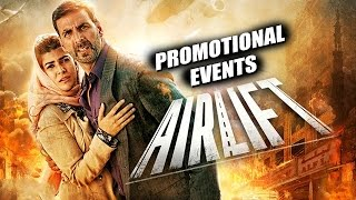 Nonton Airlift  2016  Movie Promotional Events   Akshay Kumar  Nimrat Kaur Film Subtitle Indonesia Streaming Movie Download