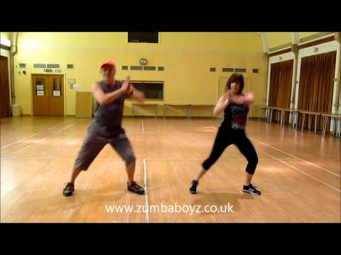 Suavamente - Pitbull - www.zumbaboyz.co.uk