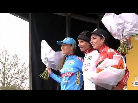 Starke Niederlande beim Weltcup im Querfeldeinrennen  ...