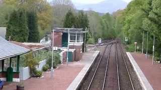 Letterfinlay United Kingdom  City new picture : Spean Bridge railway station, Highland Region