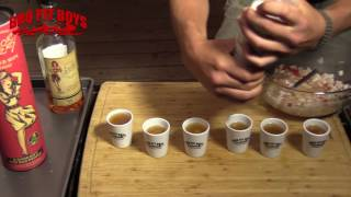 Ceviche Rum Shots by the BBQ Pit Boys by BBQ Pit Boys