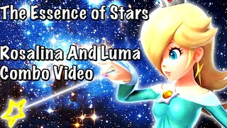The Essence Of Stars ~ A Rosalina and Luma Combo Video – Super Smash Bros 3DS (60 FPS HD)