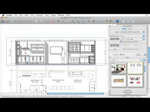 layout - Learn about the new drafting features in LayOut 3, which is included with Google SketchUp Pro 8. Download a free trial at http://sketchup.google.com.