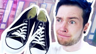 ► DANTDM US TOUR TICKETS :: http://bit.ly/DanTDMUSTour► Subscribe and join TeamTDM! :: http://bit.ly/TxtGm8► Follow Me on Twitter :: http://www.twitter.com/dantdmSo.. I decided to give away my shoes..► Previous Video :: https://youtu.be/NhOI37L-gCM► Powered by Chillblast :: http://www.chillblast.com-- Find Me! --Twitter: http://www.twitter.com/dantdmFacebook: http://www.facebook.com/TheDiamondMinecartInstagram: http://www.instagram.com/DanTDM