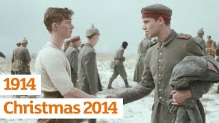 The Unexpected Can Happen If We Allow It To! Watch This Sainsbury's Christmas 2014 Ad