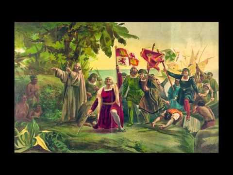 la historia de américa y la colonización europea