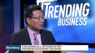 Hanjin, the Lehman Bros. of Shipping
