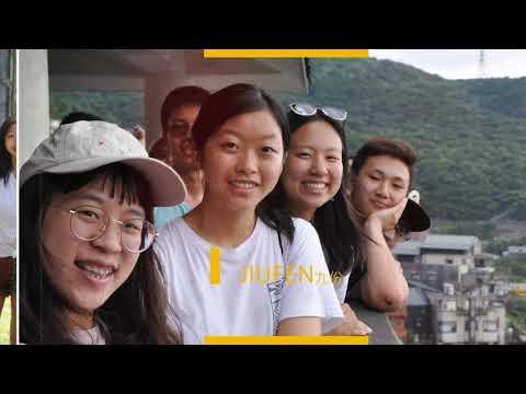 2019年英語服務營-海外青年服務營起跑-(新北市育德國小)