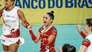 Brenda Castillio, one of the best libers in the world, arrived in Brazil, to further improve the level of the superliga