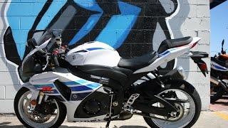8. 2013 Suzuki GSXR 1000 Limited Million Edition Motorcycle For Sale