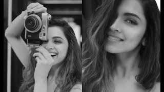 Deepika Padukone Looks Cute In New Ad -   New York based director and photographer Dean Freeman, the shoot sees Deepika wearing her gorgeous smile throughout, making her look ethereal.