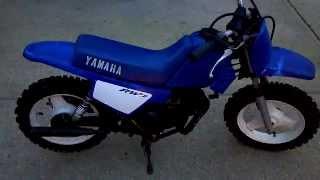 1. 2003 Yamaha PW50