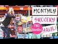Download Lagu December 2018 Monthly Grocery Haul on a Budget | Freezer Cooking for TWO MONTHS! Mp3 Free