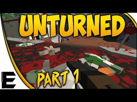 Basics - Unturned ➤ Download Unturned Free - http://store.steampowered.com/app/304930/ Unturned Gameplay ➤ Survival Basics & First Impressions - Minecraft Meets Dayz ...