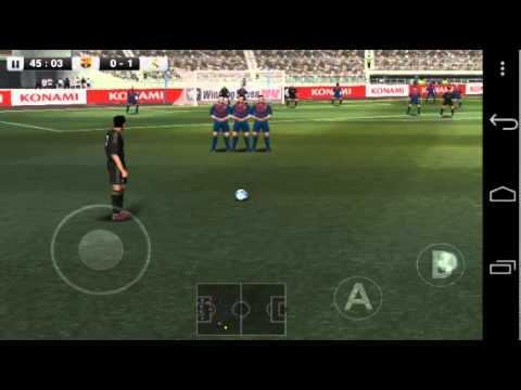 We2012 Football Game - Mobile Phone Portal