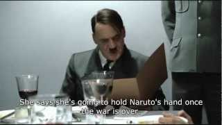 Hitler's Reaction to Naruto Chapter 573