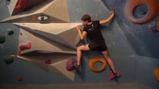After training stuff @Bouldergarten Berlin 06.2019 by Bouldering Berlin