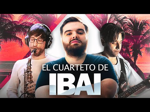 EL CUARTETO DE IBAI (Versión Oficial) ft. Lucas Requena & ortoPilot