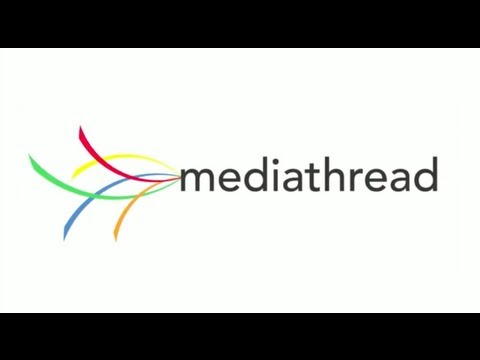 MediaThread's Introductory Video