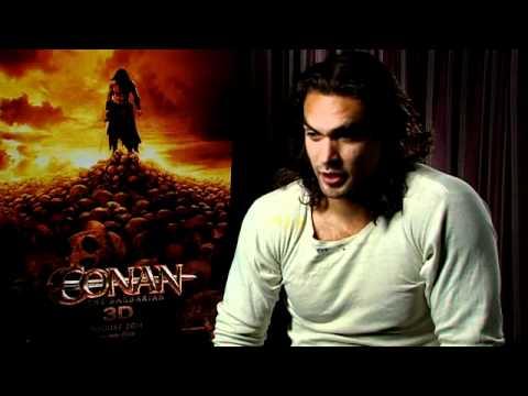 Conan Questions Part 2 with Jason Momoa