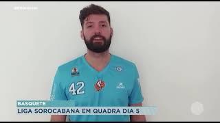 A liga Sorocabana de basquete tem primeiro desafio do ano na Copa São Paulo