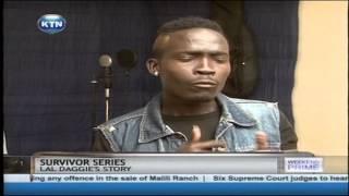 Survivor Series: Deaf Rapper Lal Daggie Sticks To His Dream Of Music