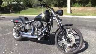 1. Used 2007 Harley Davidson FLSTB Night Train