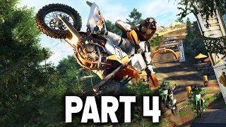 The Crew 2 Gameplay Walkthrough Part 4 - MOTOCROSS (Full Game)