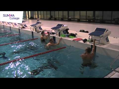 Summa College: student en topsporter Marcel Schouten
