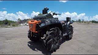 8. Polaris Sportsman High Lifter 1000 Update