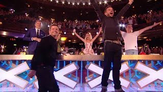 Video The First Golden Buzzer Britain's Got Talent 2018 | Magic & Emotion Make You Cry MP3, 3GP, MP4, WEBM, AVI, FLV Juli 2018