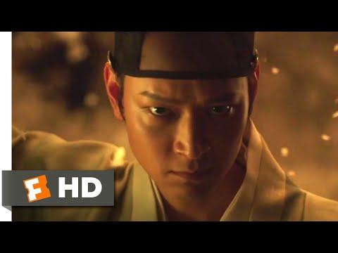 Kundo (2014) - Butcher vs. Businessman Scene (5/10) | Movieclips