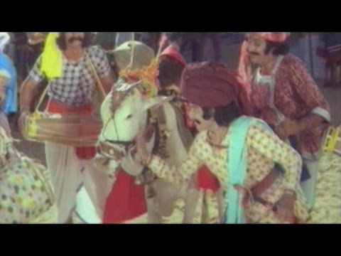 Sree Vinayaka Vijayamu Movie || Du du du Basavanna Video Song || Krishnam Raju, Vanisree