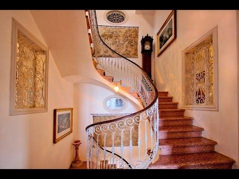 Casas de lujo por dentro con escaleras - Escaleras de casas de lujo ...