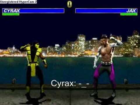 Mortal Kombat Project Bloopers 2