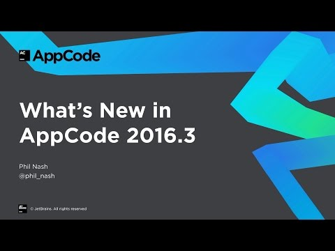 What's New in AppCode 2016.3