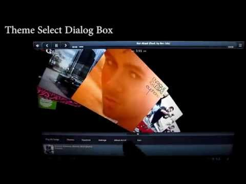 Video of iSense Music - 3D Music Player