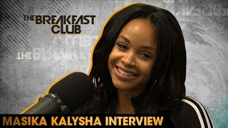 Video Masika Kalysha Interview With The Breakfast Club (8-23-16) MP3, 3GP, MP4, WEBM, AVI, FLV Oktober 2018