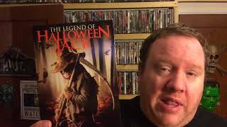 31 Days of Horror 2018 Day 4 The Legend of Halloween Jack