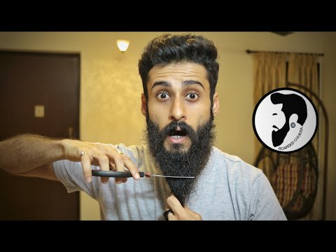 Beard oil - My Beard Needs a Trim!  Bearded Chokra